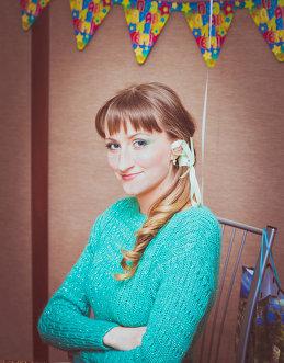 Анастасия Соколовская