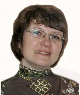 Светлана Ступина