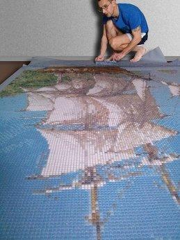 Art-Mosaic Брагин