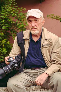Сергей Щелкунов