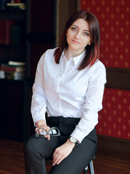 Диана Топал