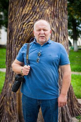 Сергей Стреляный
