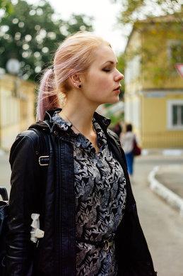 Алёна Найдёнова