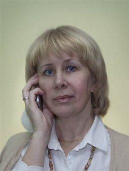Лариса Радецкая