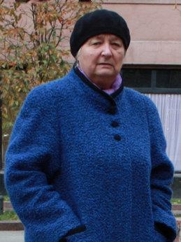 Елена Назарова