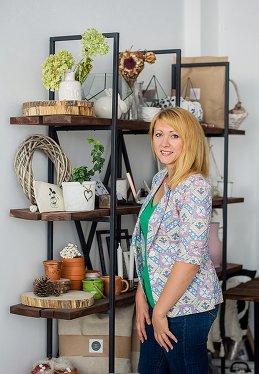 Екатерина Стовпник
