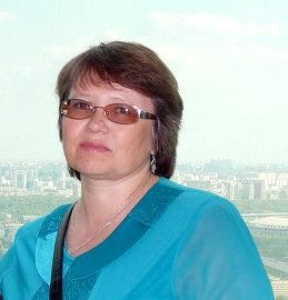Марина Шанаурова (Дедова)