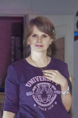 Наталья Сарафанникова