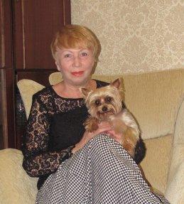 Лидия Суюрова