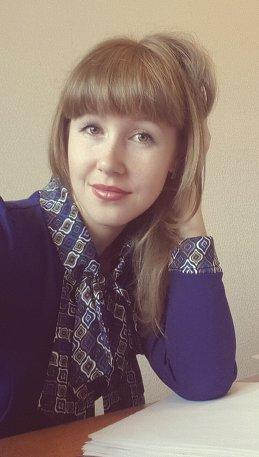 Светлана Сенашева