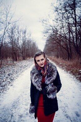 Екатерина Острикова
