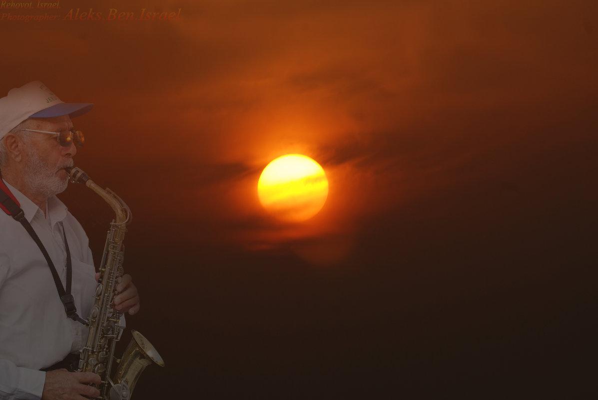 """Полнолуние:  """"Серенада для Любимой"""" - Aleks Ben Israel"""