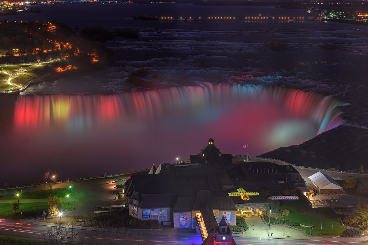 Niagara - Lucky Photographer