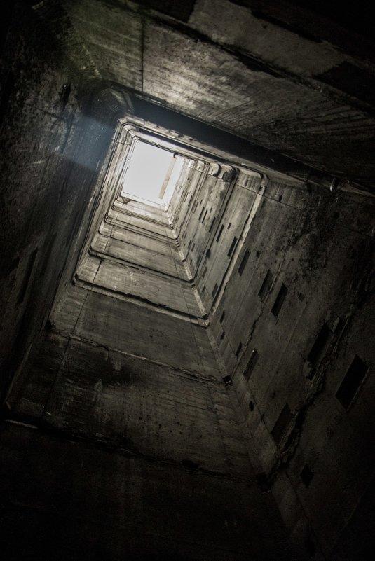Внутри атомного реактора - profugus3