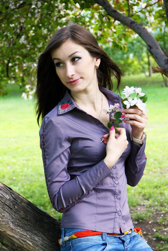 моя весна - Татьяна