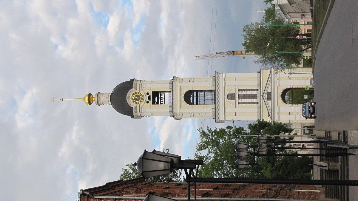Мой родной город - Елена Безнасюк