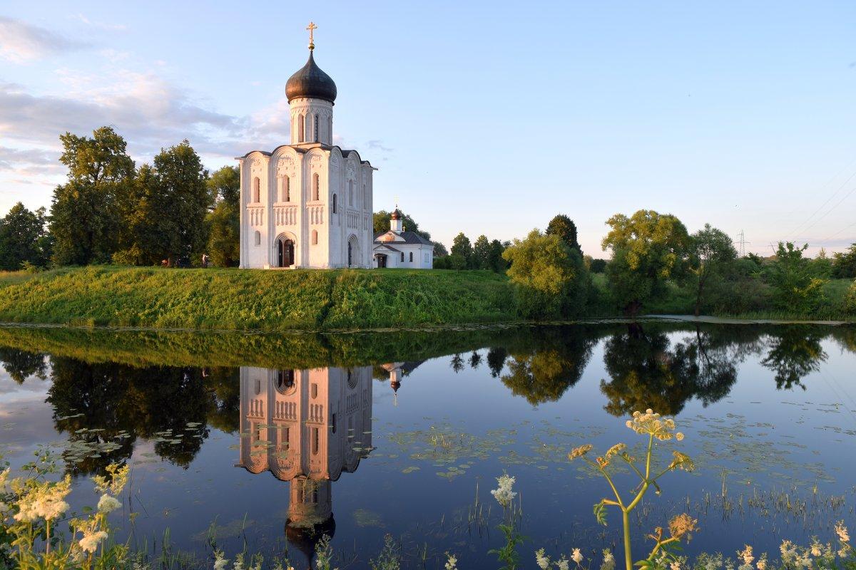 Храм Покрова на Нерли - Сергей