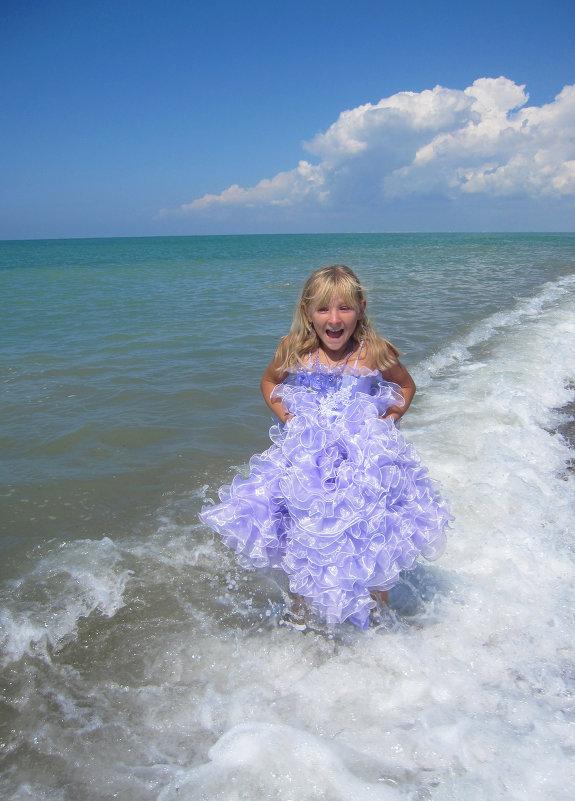 Крымские каникулы - Тамара