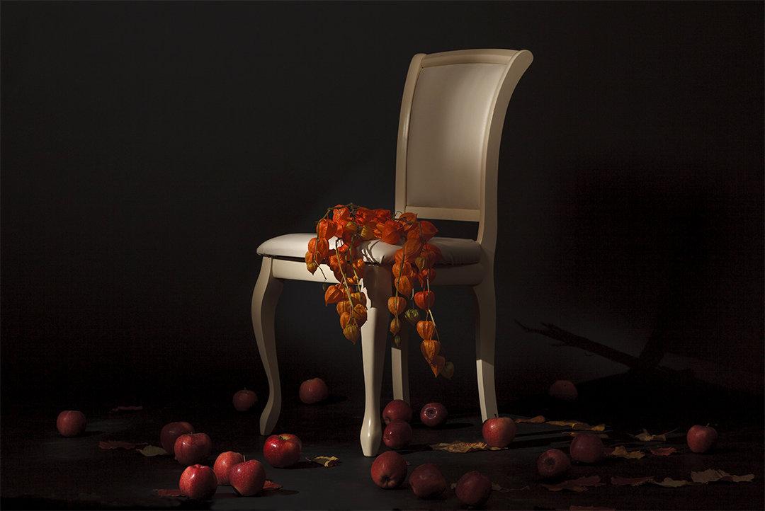 Осень в студии - Лика