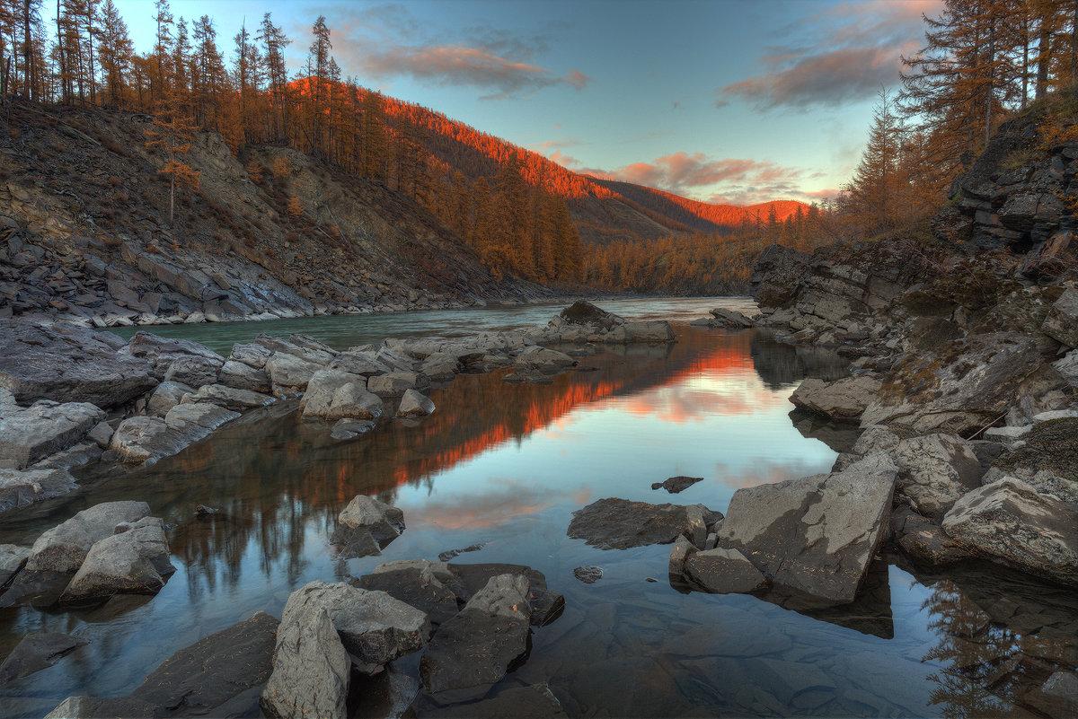 Осень в горах - Михаил Потапов