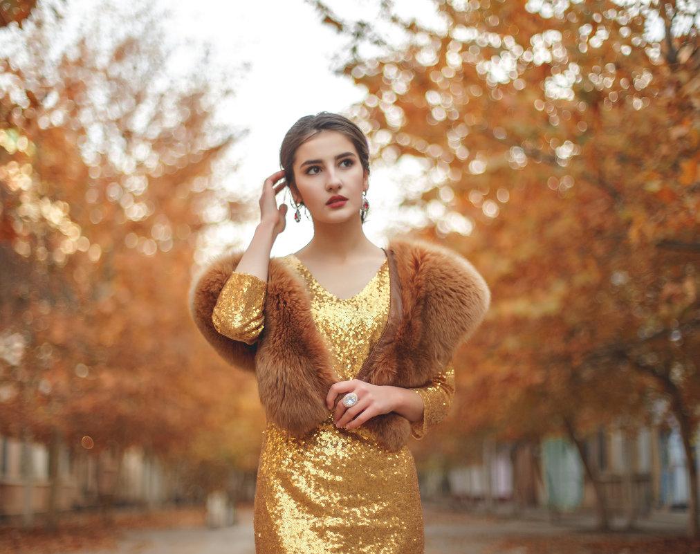 Осенняя прогулка - Шамиль