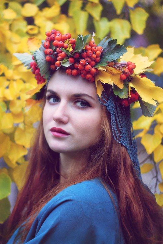 Красавица Осень - Olga Volkova