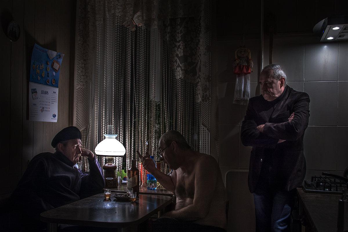 Наедине с собой - Валерий Чернов