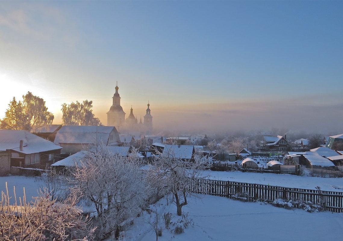 морозное утро - НАТАЛЬЯ