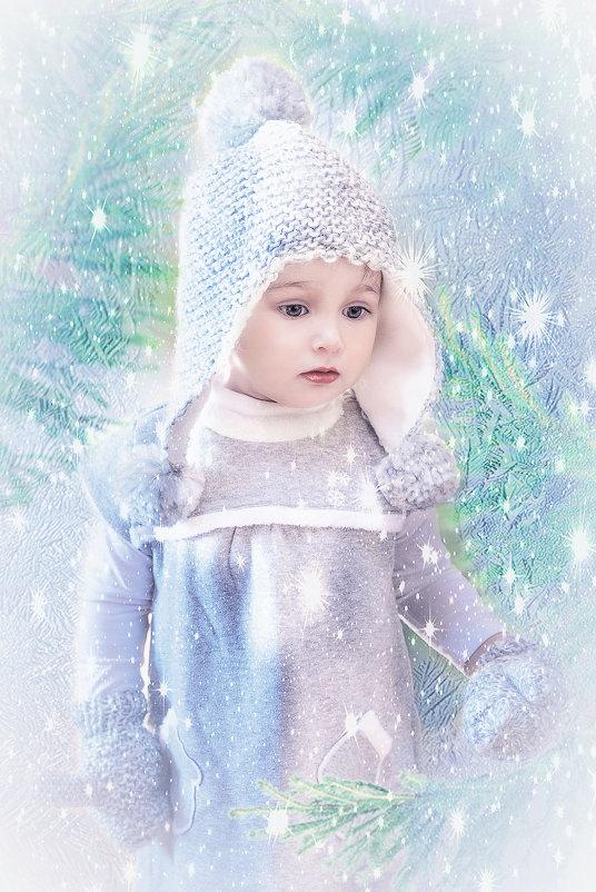 Снегурочка... - Лариса Н