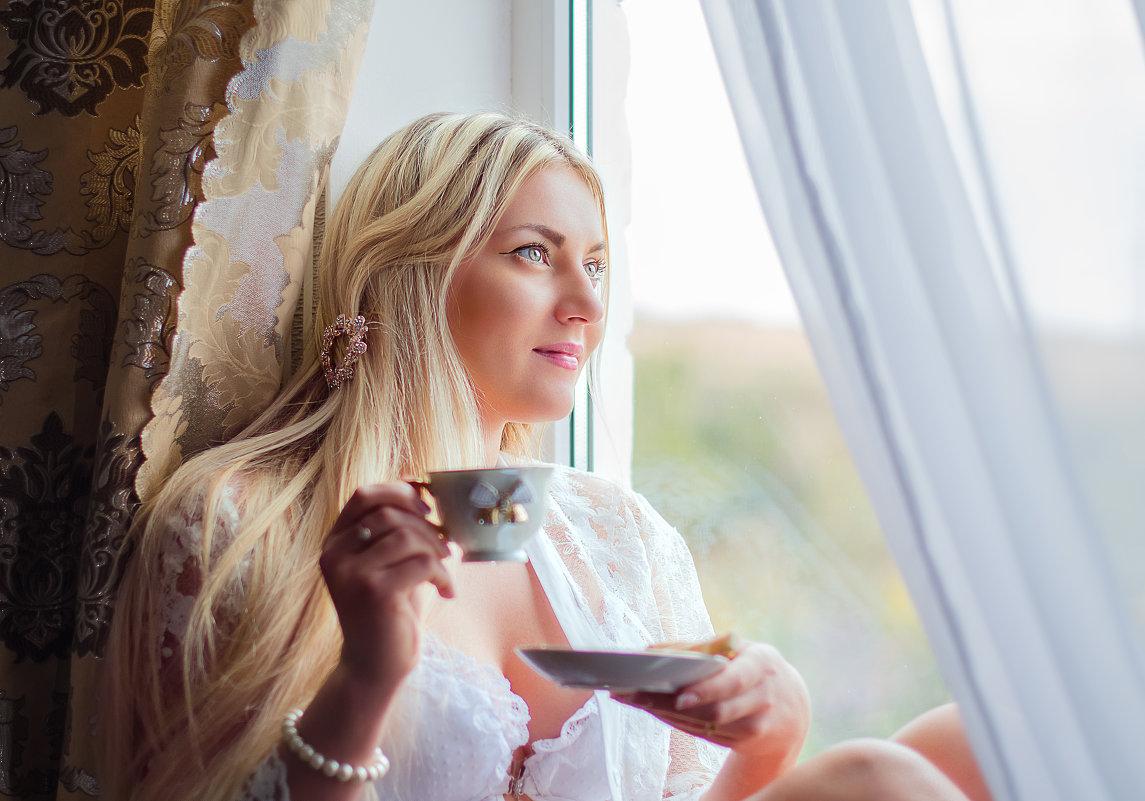 Чашечка чая.. - Ольга Егорова