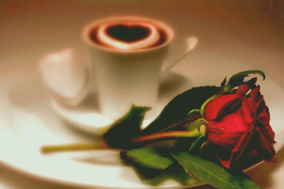 Кофе с любовью!!! - Виолетта Рябова
