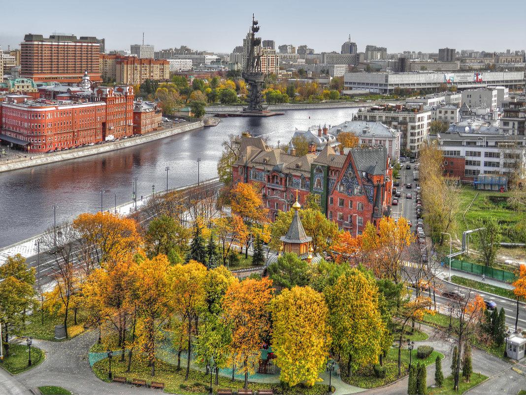 Панорама Москвы - Евгения Photolife