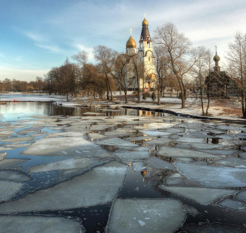 Весна - Сергей Григорьев