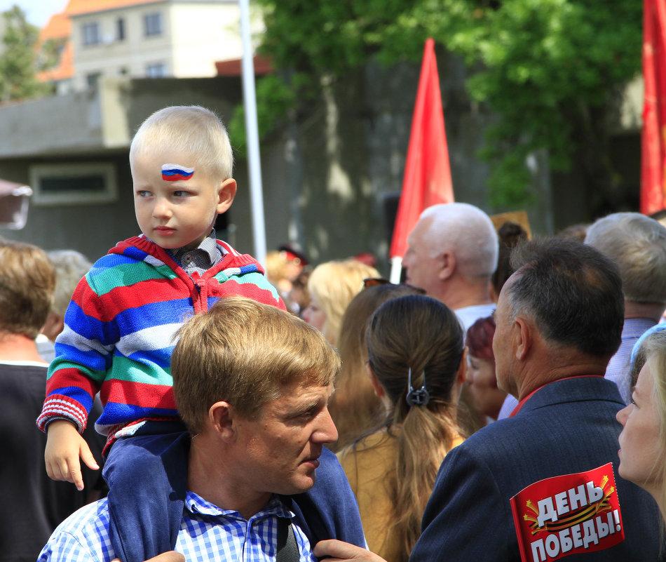 День победы. - Геннадий Валеев