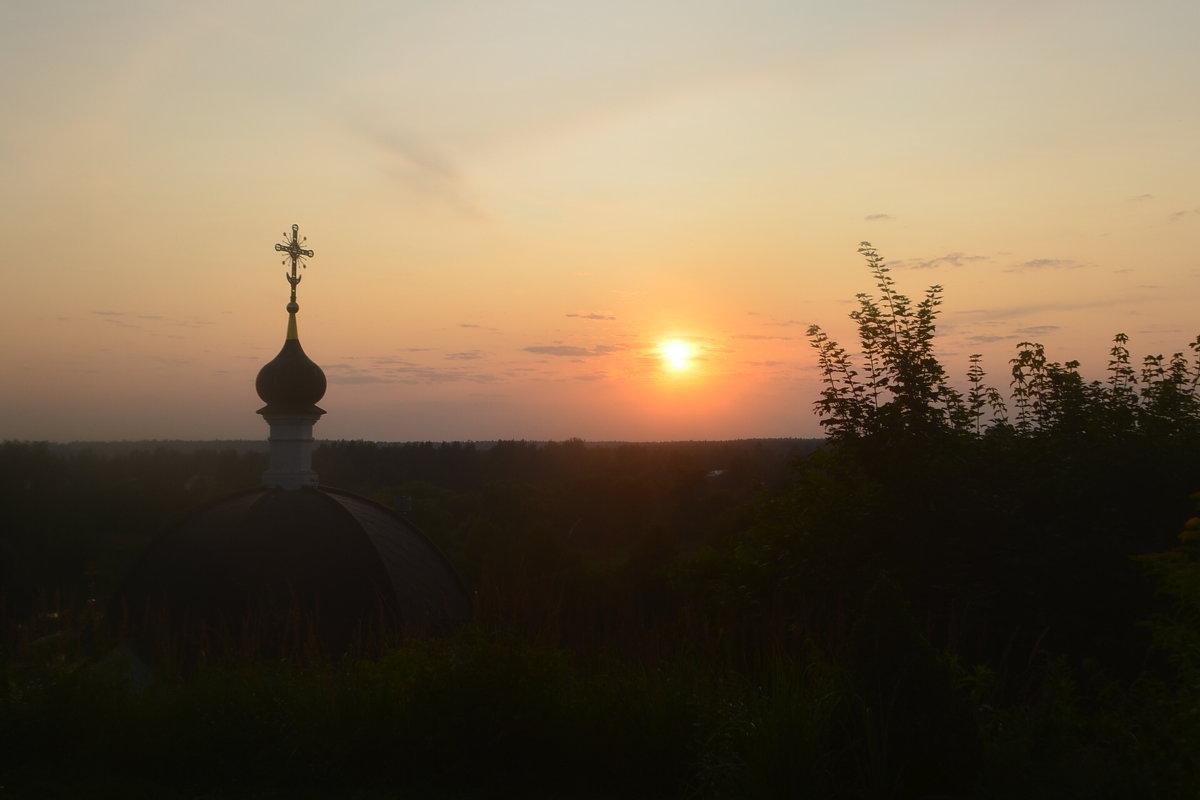 уходящее солнце... - Галина R...
