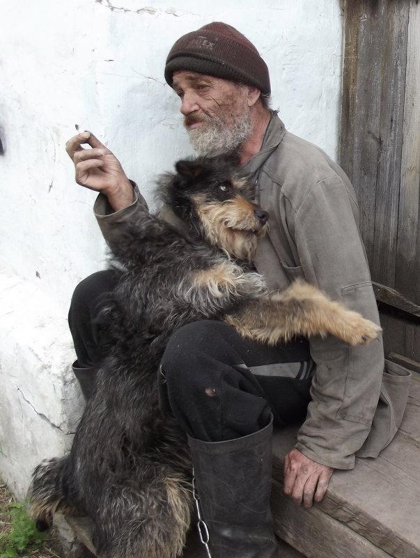 Хозяин устал, пожалею его... - Светлана Рябова-Шатунова