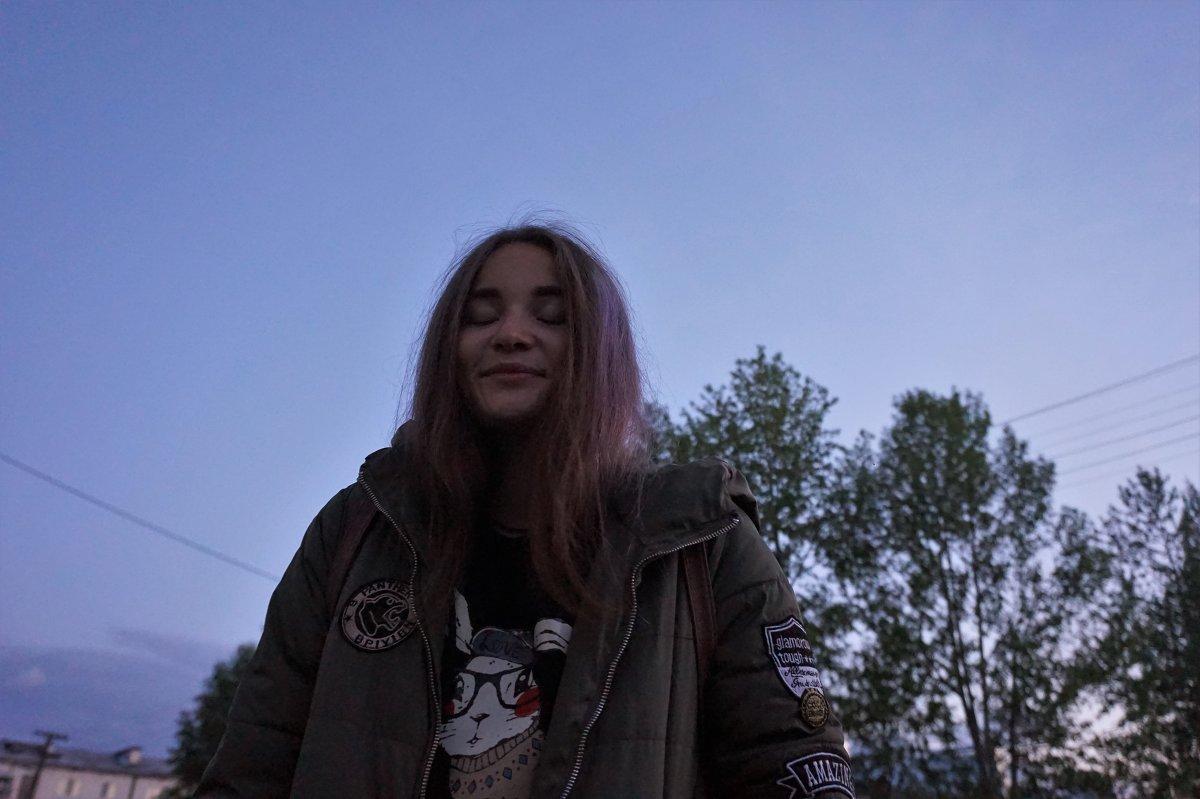 Внезапная улыбка - Анастасия Макаренко