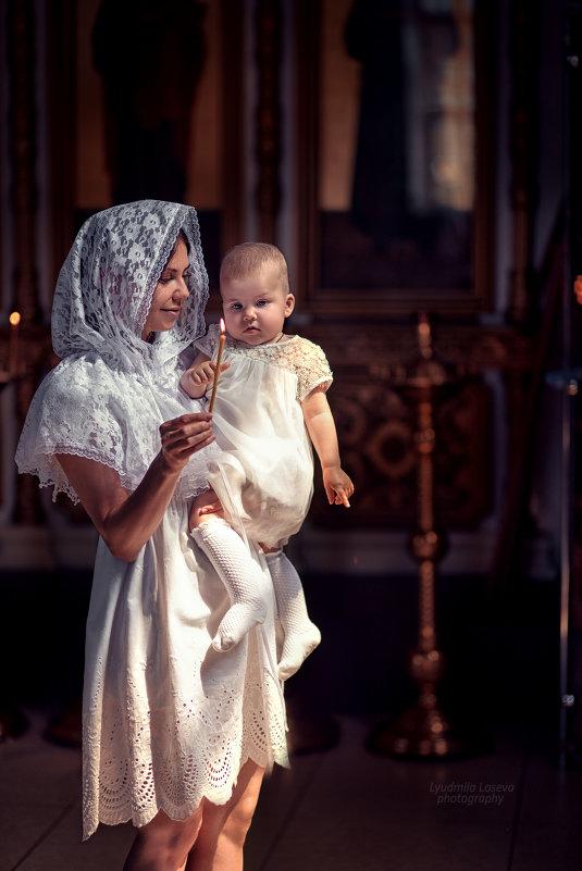 Мать и детя - Людмила Лосева