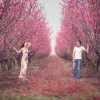 Весна в сердцах и в природе :: Евгений Ланин