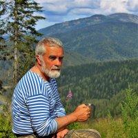Старый таёжник :: Сергей Чиняев
