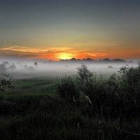 Утро. :: Василий Ивков