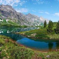 я люблю отражение гор на поверхности чистых озер :: Elena Wymann