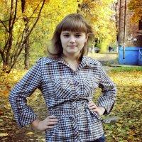 Осень – последняя, самая восхитительная улыбка года. :: Анастасия Фёдорова
