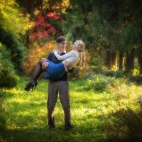 Осень :: Екатерина Гущина