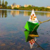 """....кораблик """"Осень""""... :: NюRа;-) Ковылина"""
