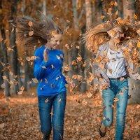 Осеннее настроение :: Илья Фотограф