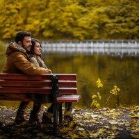 влюбленная осень :: Iryna Crishtal