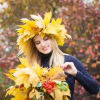 Царица осень :: Виктория Титова