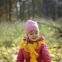 на ковре из желтых листьев :: Виктория Доманская