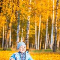Веселый малыш :: Petya Parkhomenko
